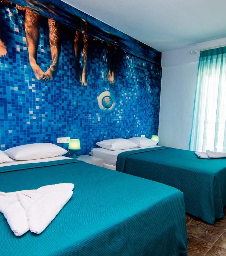 Philoxenia Evgenia - Vrasna Beach - www.philoxenia-hotels.com
