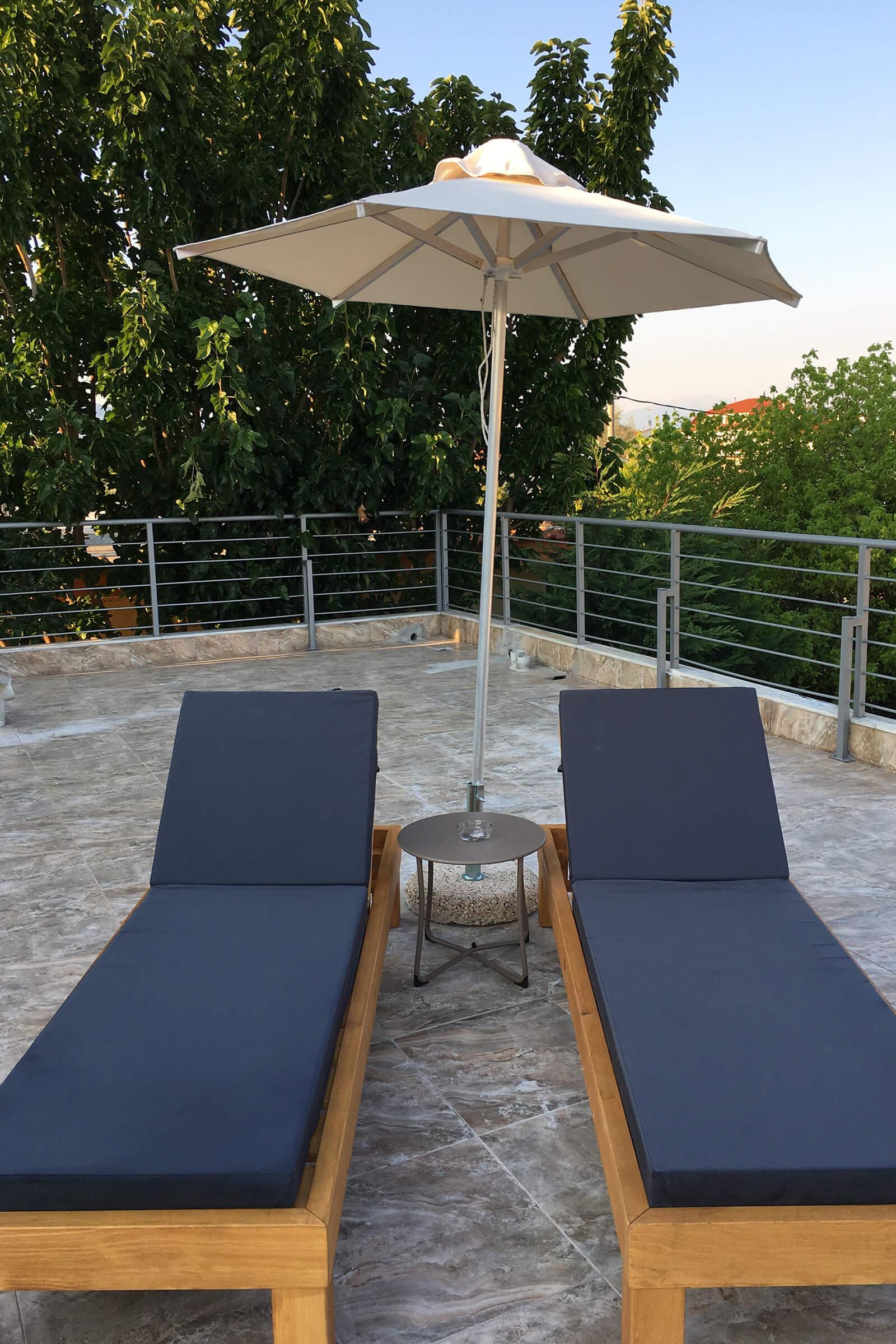Philoxenia Evgenia - Vrasna Beach - Penthouse Apartment - www.philoxenia-hotels.com